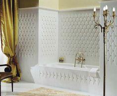 Фото ванной в стиле барокко