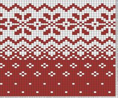 Inspiration - I'm seriously thinking about trying to do this as a polymer clay cane Tapestry Crochet Patterns, Fair Isle Knitting Patterns, Knitting Paterns, Knitting Charts, Knitting Stitches, Knitting Designs, Motif Fair Isle, Fair Isle Chart, Fair Isle Pattern