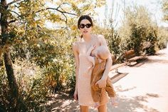"""This Cool-Girl Brand Wants To Change What The """"Millennial Mom"""" Looks Like #refinery29  http://www.refinery29.com/2016/04/109521/reformation-breastfeeding-mothers-day-photo"""