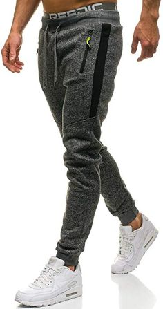 Sounds Gay I M in Drawstring Waist,100/% Cotton,Elastic Waist Cuffed,Jogger Sweatpants Gray