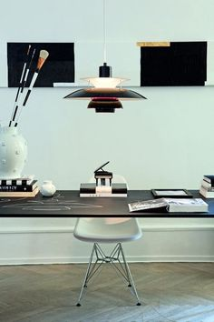 Retro lamp - for the childhood