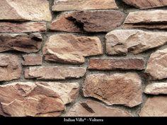 Exterior Stone Option 1- Coronado, Italian Villa, Volterra