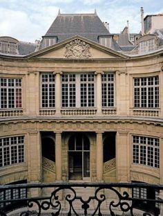 Ill. L'Hôtel Lambert, portail et façade (Hôtel Lambert/M. Lombard).