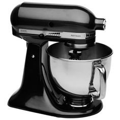 black kitchen aid - Cerca con Google