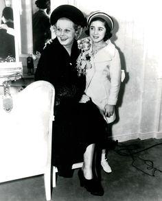 Jean Harlow with a fan, 1937.