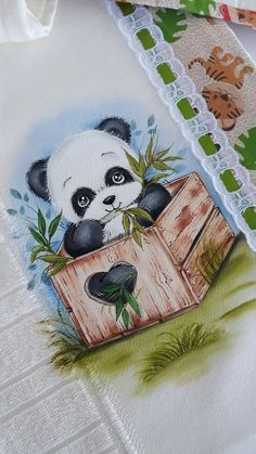 Easy Paintings, Animal Paintings, Watercolor Paintings, Cute Panda Cartoon, Cute Bear Drawings, Star Clipart, Small Lanterns, Panda Art, Beautiful Disaster