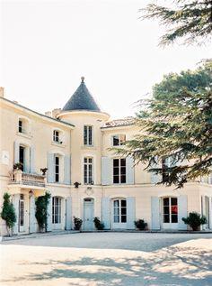 chateau d'alphéran, south of france