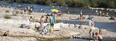 Indigo Le Moulin Campsite | Ardèche gorges campsite, rent pitch campsite Ardèche, caravanning holidays in Ardèche, holidays Ardèche campsite, Ardèche swimming pool campsite, Ardèche rapids | www.camping-indigo.com