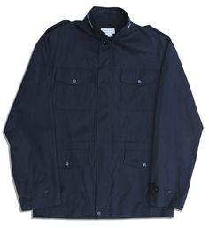 Paul & Joe M-65 style jacket used in About a Boy