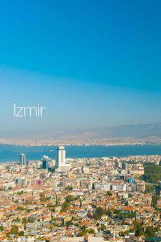 """Turecké letovisko Izmir známe aj ako """"perla egejského pobrežia"""" je vyhľadávané pre krásne pláže a výbornú polohu s možnosťou navštíviť historické mestá a impozantné pamiatky. Bratislava, Paris Skyline, In This Moment, Top, Travel, Viajes, Destinations, Traveling, Trips"""