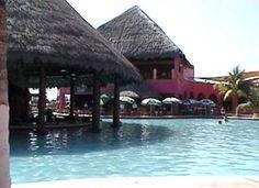 A stop on the western Caribbean cruise - Costa Maya