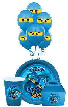Lego Ninjago Birthday Party Package Ninjago Party by SDBDIRECT, $6.99 on Etsy