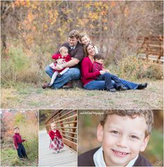 Beautiful images of a family at Brushy Creek Lake Park in Austin