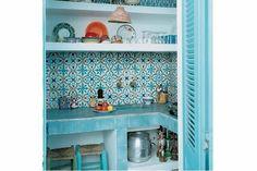 Moroccan tile! | California Home + Design