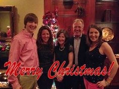 Merry Christmas from The Preppy Planner (and family!) #PreppyPlanner
