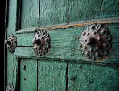 love old doors and the mysterious places they lead
