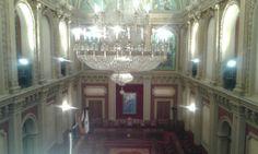 Câmara Municipal de Santa Cruz de Tenerife.