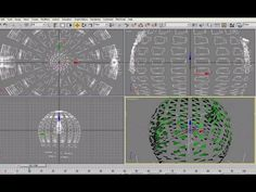 Videotutorial 3D Studio MAX  Lo Space Warp Bomb per distruggere le mesh (con sottotitoli) - #3DStudio #Animazioni #Bomb #Esplosioni #Implosioni #Mesh #Redbaron85 #SpaceWarp #Videotutorial http://wp.me/p7r4xK-f4
