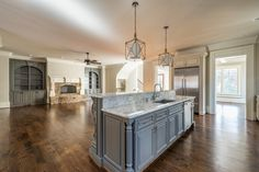 This kitchen is great with lots of open space! Ideal for a kitchen remodel or design. 1070 Canter Road Ne, Atlanta, GA, 30324 -- Homes For Sale
