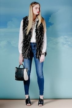Cloudy fashion editorial - Guys and Girls MagazinePhotographer: Brian McNamara Stylist: Raquel Trejo MUA and hair: Sarah Jane Carney Model: Georgia Gannon from Distinct Model Management