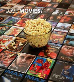Love Movies?