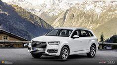 O novo #AudiQ7 é grande em estilo e em detalhes.   #Audi #AudiLovers #Love #AudiAutomóvel #AudiCenterBH #Q7 #Car #Q7Audi