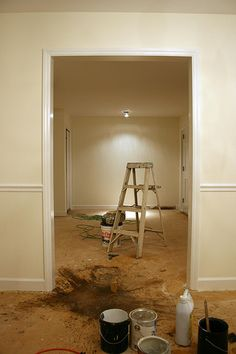 Sherwin Williams Dover White Hallway Paint Colors Interior