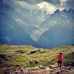 Emilie Forsberg Chamonix Trails  #TrailRunning #SkyRunning