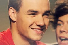 Awwww Liam :)  His smile is just too adorable! ;)