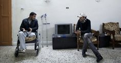 SYRIA'S REFUGEES ARE WEDGED BETWEEN HELLS By Giles Duley