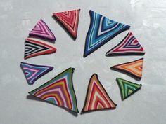 artforum - triangular magnets