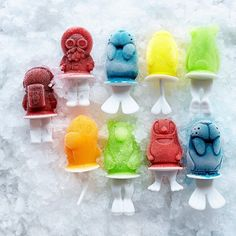 OMG look at these ice pop molds!!