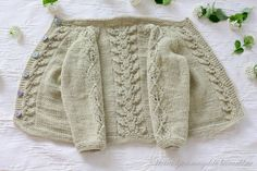 Bilderesultat for strikke diagram Love Knitting, Knitting For Kids, Crochet For Kids, Baby Knitting, Boho Shorts, Lace Shorts, Baby Barn, Baby Sweaters, Autumn Leaves
