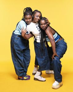 """Cleopatra  The R/pop group, made of sisters Cleo, Yonah and Zainam, came from the UK and burst onto the U.S scene with """"Cleopatra's Theme"""" after Madonna signed them to her Maverick label and introduced them on Nickelodeon's Kids' Choice Awards. With two successful albums and a sitcom under its belt, the platinum-selling group also performed during the Spice Girls' Spiceworld tour and at the Vatican."""