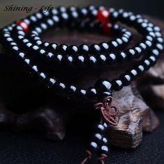 108 Beads Mystical Buddha Bracelet