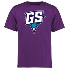 Greensboro Swarm Secondary Logo T-Shirt - Purple - $24.99