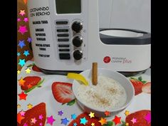Arroz con leche en monsieur cuisine plus - YouTube Lidl, Youtube, Cooking Recipes, Meals, Food Processor, Diets, Youtubers, Youtube Movies