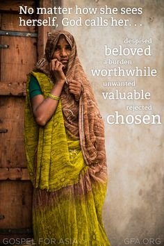 The women of Asia are so valuable to Jesus—He found them to be so worthwhile, that He shed His blood to give them new life. Help us tell these precious women what God says about them. God Loves Me, Jesus Loves, Christian Women, Christian Quotes, Bible Quotes, Bible Verses, True Quotes, Scriptures, My Jesus