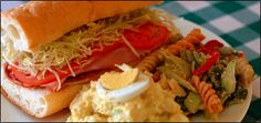 Frankie's Deli, Lombard, IL - really good Italian deli and grocery