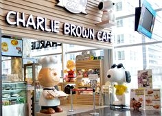 Charlie Brown Cafe Singapore - icoSnap Cute Travel Blog