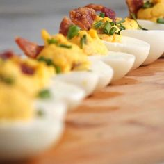 Loaded Deviled Eggs Recipe by Tasty