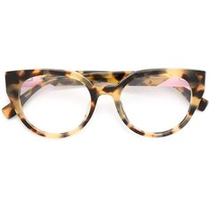 9862e9d500e Shop online Fendi Eyewear round frame glasses today with fast global  shipping and free returns.