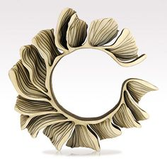 Wood Jewelry by Anthony Roussel | via http://dailyimpulse.de