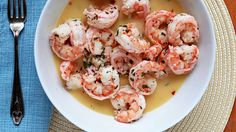 NYT Cooking: Southern Shrimp Scampi