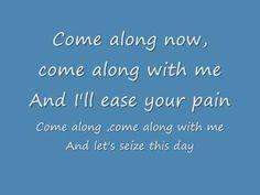 Titiyo come along lyrics video