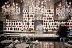 Traditional with a twist....Le Royal Monceau