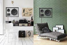 Flat Speakers