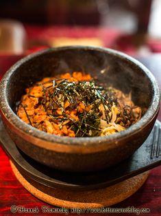 Hangawi , Korean and vegan, NYC  #vegan #restaurant #reviews