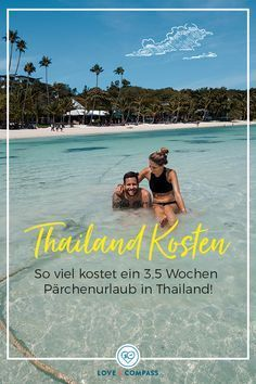 How cheap is a trip to Thailand really? We'll tell you all the vacation costs we spent in weeks. Accommodation or hotels, food, tips, transport & much more. Thailand Costs & Prices - This is how much you pay for a week vacatio Bangkok Thailand, Thailand Shopping, Visit Thailand, Thailand Travel, Thailand Vacation, Thailand Destinations, Travel Destinations, Backpacking South America, Backpacking Europe
