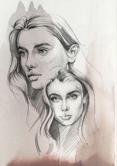 Просмотреть иллюстрацию sketch из сообщества русскоязычных художников автора Sofia Nikulina в стилях: Скетчи, Графика, Журнальный, нарисованная техниками: Акварель, Графика, Карандаш.